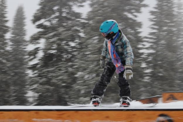 Original: Blurred Snowboarding: 01-19-17; Grand Targhee; FL: 75mm; f/7.1; 1/100, Canon T6