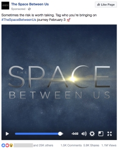 The Space Between Us 3